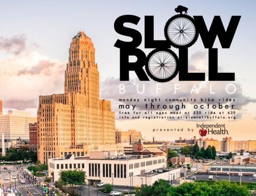 Slow Roll Buffalo 2017 Season Schedule