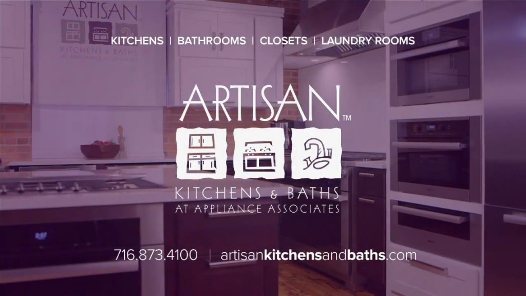 Artisan Kitchens and Baths - Slow Roll Buffalo