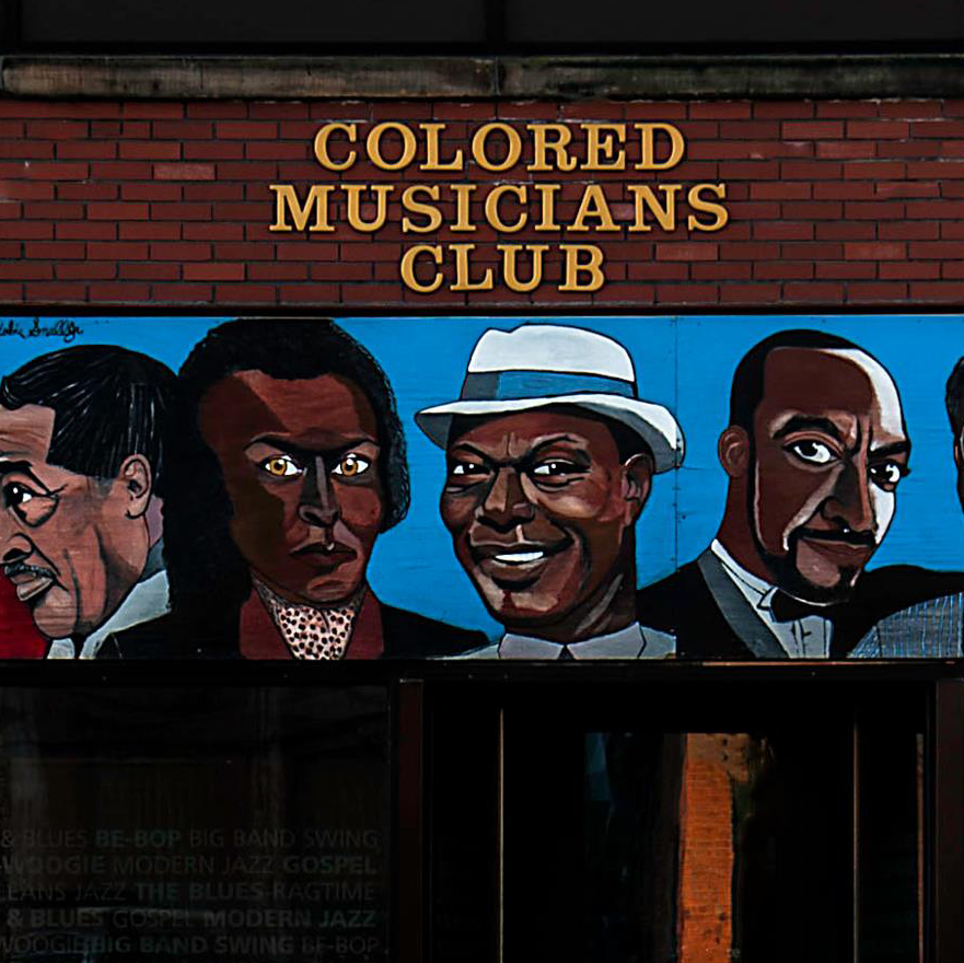 The Colored Musicians Club