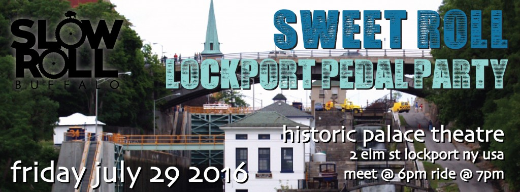 Sweet Roll Lockport Pedal Party