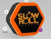Slow Roll Buffalo Boombot REX - ORANGE