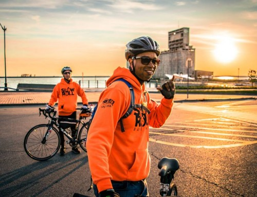 Five More Social Distance Ride Routes from Buffalo Parks