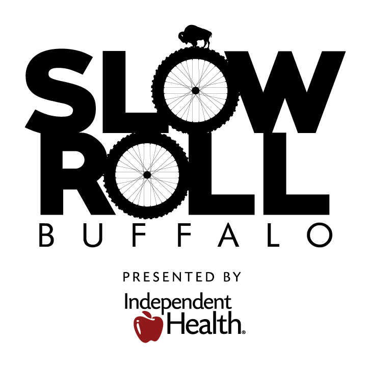 Slow Roll Buffalo Retina Logo