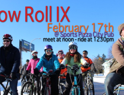 Snow Roll IX Route